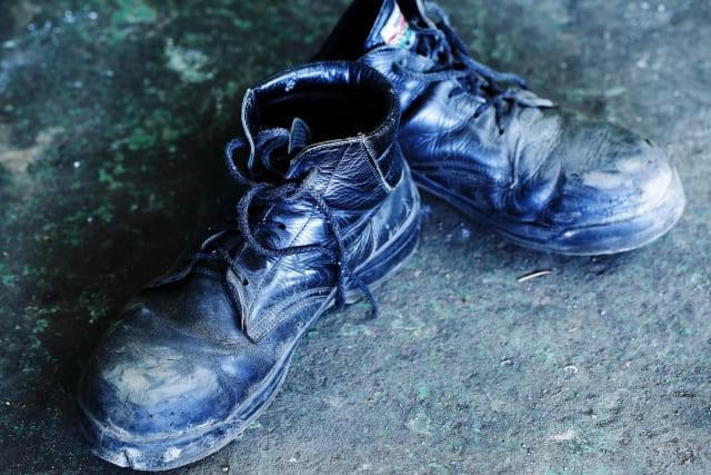 安全靴 捨て方